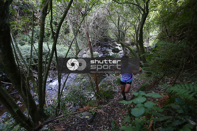 NELSON, NEW ZEALAND - APRIL 7: Wairua Warrior 2018 on April 7 2018 in Nelson, New Zealand. (Photo by: Evan Barnes Shuttersport Limited)