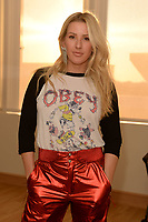 HOLLYWOOD, FL -  DECEMBER 05: Ellie Goulding poses for a portrait during Hits Live at radio station Hits 97.3 on December 5, 2018 in Hollywood, Florida. <br /> CAP/MPI04<br /> &copy;MPI04/Capital Pictures