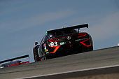 IMSA WeatherTech SportsCar Championship<br /> AMERICA'S TIRE 250<br /> Mazda Raceway Laguna Seca<br /> Monterey, CA USA<br /> Sunday 24 September 2017<br /> 93, Acura, Acura NSX, GTD, Andy Lally, Katherine Legge<br /> World Copyright: Michael L. Levitt<br /> LAT Images