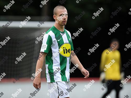 2011-07-27 / Voetbal / seizoen 2011-2012 / Racing Mechelen / Steve Desaegher..Foto: mpics