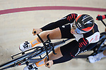 Riyu Ota (JPN), <br /> AUGUST 28, 2018 - Cycling - Track : Women's Keirin Round 2 at Jakarta International Velodrome during the 2018 Jakarta Palembang Asian Games in Jakarta, Indonesia. <br /> (Photo by MATSUO.K/AFLO SPORT)