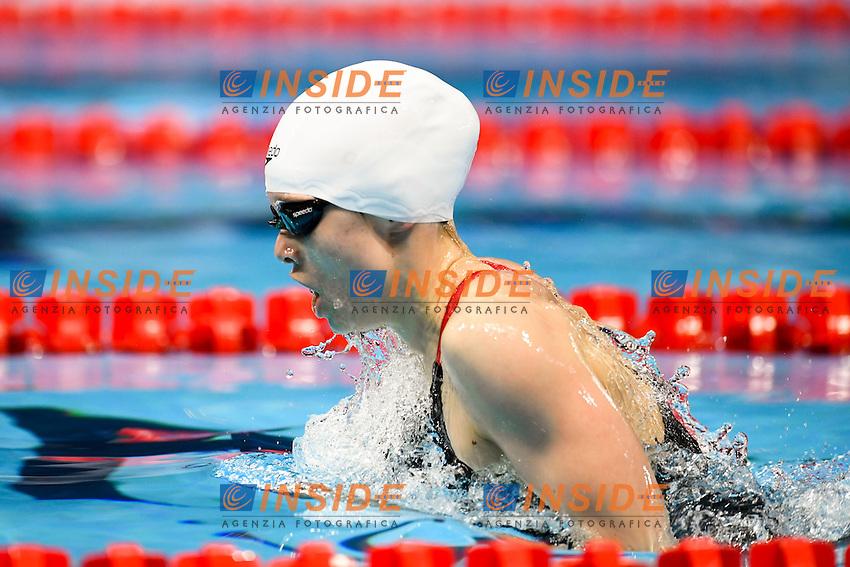DARCEL Sarah CAN<br /> Women's 400m Individual Medley<br /> 13th Fina World Swimming Championships 25m <br /> Windsor  Dec. 6th, 2016 - Day01<br /> WFCU Centre - Windsor Ontario Canada CAN <br /> 20161206 WFCU Centre - Windsor Ontario Canada CAN <br /> Photo &copy; Giorgio Scala/Deepbluemedia/Insidefoto