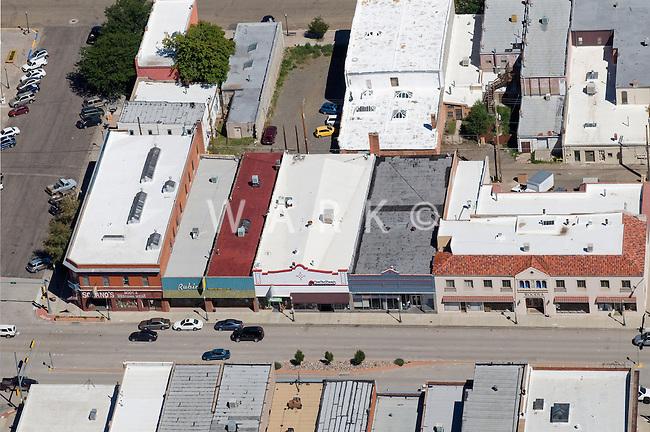 aerial Raton, NM