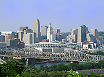 Downtown Cincinnati, Ohio