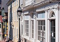 Home of the Providence Arts Club and national Historic Landmark, Providence, Rhode Island, USA