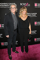 LOS ANGELES - FEB 28:  Kurt Russell, Goldie Hawn at the Women's Cancer Research Fund's An Unforgettable Evening at the Beverly Wilshire Hotel on February 28, 2019 in Beverly Hills, CA