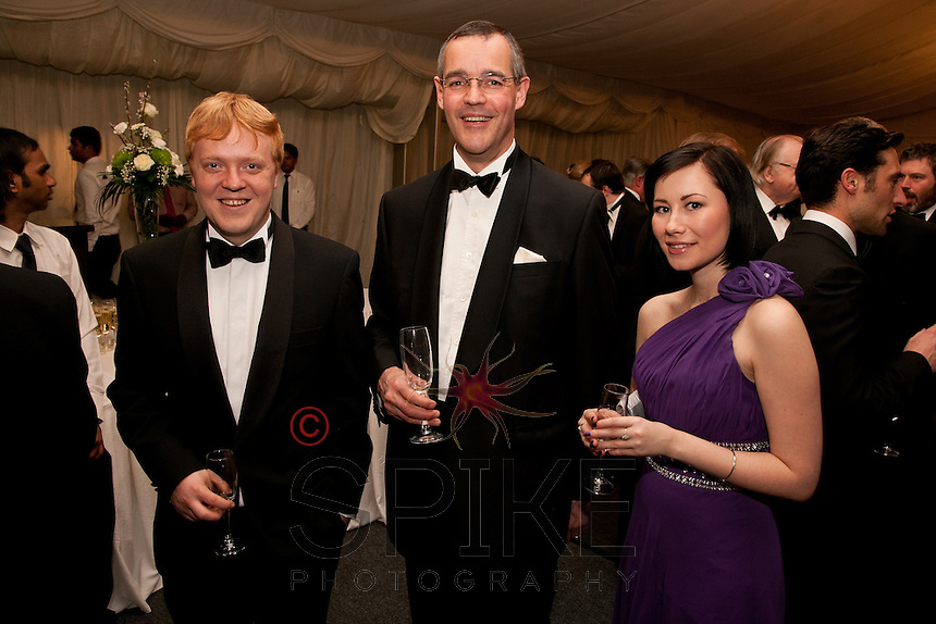 Ben Jones (left), Chris Holwell and Charlotte Bowerman, all of Freeth Cartwright