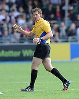 Referee JP Doyle
