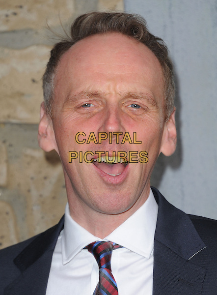 "Ewen Bremner.""Jack The Giant Slayer"" Los Angeles Premiere held at Grauman's Chinese Theatre, Hollywood, California, USA..February 26th, 2013.headshot portrait white shirt red tie black mouth open                              .CAP/RKE/DVS.©DVS/RockinExposures/Capital Pictures."