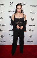 WEST HOLLYWOOD, CA - JANUARY 11: Katherine Langford, at Marie Claire's Third Annual Image Makers Awards at Delilah LA in West Hollywood, California on January 11, 2018. <br /> CAP/ADM/FS<br /> &copy;FS/ADM/Capital Pictures