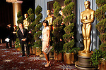US actress Taraji P Henson is watched by Sid Ganis as she attends the Academy Awards nominee luncheon in Beverly Hills, California, USA, 02 February 2009. The 81st Academy Awards telecast is scheduled to air on 22 February 2009. .