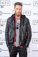 Billy Huxley<br /> at the closing party for Comedy Central UK's FriendsFest at Clissold Park, London<br /> <br /> <br /> ©Ash Knotek  D3307  14/09/2017