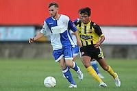 Erith & Belvedere vs Dagenham & Redbridge Academy 21-07-15
