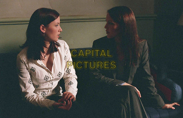 "CHYLER LEIGH & KELLI WILLIAMS.in The Practice.""The Making of a Trial Attorney"" .Filmstill - Editorial Use Only.Ref: FB.sales@capitalpictures.com.www.capitalpictures.com.Supplied by Capital Pictures."