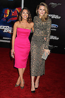 "Inbar Lavi, Shantel VanSanten<br /> at the ""Need For Speed"" Los Angeles Premiere, El Capitan, Hollywood, CA 03-06-14<br /> David Edwards/Dailyceleb.com 818-249-4998"