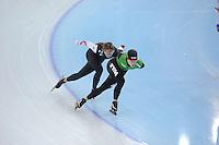 SPEEDSKATING: SOCHI: Adler Arena, 19-03-2013, Training, Ireen Wüst (NED), © Martin de Jong