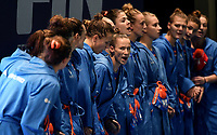 Nederland Team <br /> Firenze 19-11-2019 Piscina Nannini <br /> water polo Women's World League <br /> Italy ITA - Nederland NED <br /> Photo Andrea Staccioli/Deepbluemedia/Insidefoto