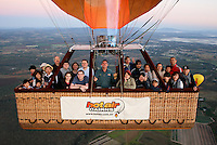 20120729 July 29 Hot Air Balloon Cairns