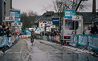 After a long absence from cyclocross, Pauline Ferrand-Prevot (FRA/Canyon-SRAM) is back on top and wins in her 2nd race back <br /> <br /> Women's Race<br /> CX Vlaamse Druivencross Overijse 2017