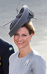 "ROYAL HAT PARADE - PRINCESS MARTHA LOUISE OF NORWAY.The Religious Wedding of HRH the Hereditary Grand Duke and Countess Stéphanie de Lannoy at the Cathedral of Our lady of Luxembourg, provided an opportune moment for the Royal Ladies to put on a hat show and they did not disappoint with their various styles, Luxembourg_20-10-2012.Mandatory credit photo: ©Dias/NEWSPIX INTERNATIONAL..(Failure to credit will incur a surcharge of 100% of reproduction fees)..                **ALL FEES PAYABLE TO: ""NEWSPIX INTERNATIONAL""**..IMMEDIATE CONFIRMATION OF USAGE REQUIRED:.Newspix International, 31 Chinnery Hill, Bishop's Stortford, ENGLAND CM23 3PS.Tel:+441279 324672  ; Fax: +441279656877.Mobile:  07775681153.e-mail: info@newspixinternational.co.uk"