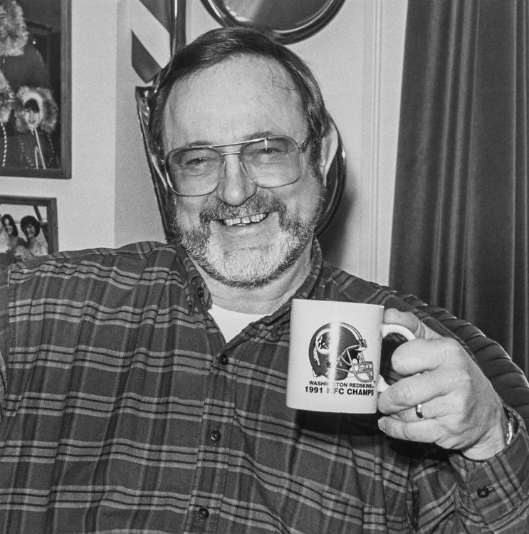 Rep. Don Young, R-Alaska, on Jan. 20, 1992. (Photo by Chris Ayers/CQ Roll Call via Getty Images)