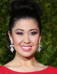 Ruthie Ann Miles attends the 2015 Tony Awards at Radio City Music Hall on June 7, 2015 in New York City.  (Photo by Walter McBride/WireImage) *** Local Caption *** Ruthie Ann Miles