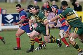 CMRFU Club Rugby Semifinal 07 - Pukekohe v Ardmore Marist