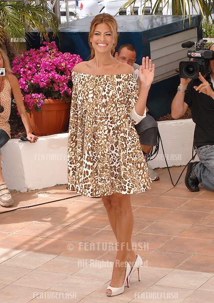 "Eva Mendes at photocall for her new movie ""We Own the Night"" at the 60th Annual International Film Festival de Cannes..May 25, 2007  Cannes, France..© 2007 Paul Smith / Featureflash"