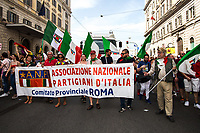 ANPI (National Association of WWII Partizans).<br />