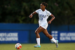 17 September 2015: Duke's Imani Dorsey. The Duke University Blue Devils hosted the Appalachian State University Mountaineers at Koskinen Stadium in Durham, NC in a 2015 NCAA Division I Women's Soccer match. Duke won the game 6-0.