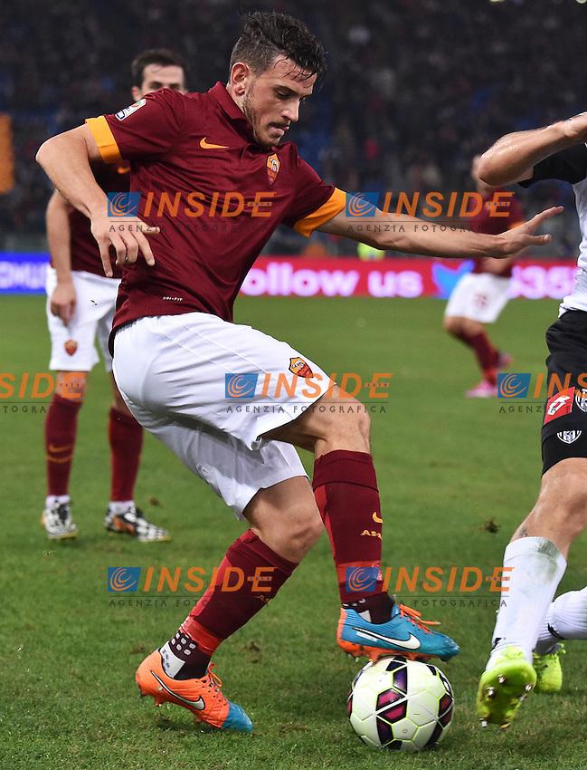 Alessandro Florenzi Roma <br /> Roma 29-10-2014 Stadio Olimpico, Football Calcio Serie A 2014/2015 AS Roma - Cesena. Foto Andrea Staccioli / Insidefoto