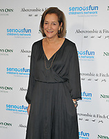Fran Horowitz-Bonadies at the SeriousFun London Gala 2018, The Roundhouse, Chalk Farm Road, London, England, UK, on Tuesday 06 November 2018.<br /> CAP/CAN<br /> &copy;CAN/Capital Pictures