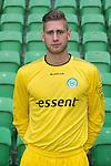 keeper Stefan van der Lei of FC Groningen,