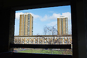Locton Estate, one of the Parkside group of estates in Tower Hamlets, East London, where tenant campaigners won an injunction in February 2007 preventing the council completing the sell-off of more than 2000 council homes to a subsidiary of housing group Circle Anglia.