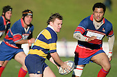 Kane Hancy. McNamara Cup final - Premier 1 Championship, Patumahoe v Ardmore Marist. Patumahoe won 13 - 6. Counties Manukau club rugby finals played at Growers Stadium, Pukekohe, 24th of June 2006.