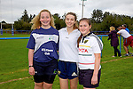 Pictured at the Tralee Rugby Club fun day on Saturday were Ciara Supple Elle Kelleher, Caroline Fitzell