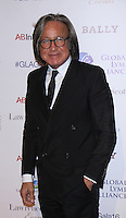 NEW YORK, NY-October 13:Mohamed Hadid, at the Global Lyme Alliance's 2016 United For A Lyme-Free World Gala at Cipriani 42nd Street in New York.October 13, 2016. Credit:RW/IMerdiaPunch