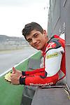 Test Moto2 y Moto3 en Valencia<br /> jorge martin<br /> PHOTOCALL3000