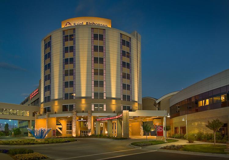St Alphonsus Medical Center - Boise, IDHDR Architects