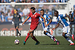 Ganso of Sevilla FC in action during their La Liga match between Deportivo Leganes and Sevilla FC at the Butarque Municipal Stadium on 15 October 2016 in Madrid, Spain. Photo by Diego Gonzalez Souto / Power Sport Images