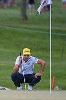 Rafael Cabrera Bello (ESP) lines up his putt on 13 during round 3 of the Arnold Palmer Invitational at Bay Hill Golf Club, Bay Hill, Florida. 3/9/2019.<br /> Picture: Golffile | Ken Murray<br /> <br /> <br /> All photo usage must carry mandatory copyright credit (&copy; Golffile | Ken Murray)