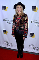 """LOS ANGELES - OCT 28:  Rosanna Arquette at the """"The Etruscan Smile"""" Premiere at the Writers Guild Theatre on October 28, 2019 in Beverly Hills, CA"""