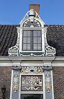 Zaanstad-  Openluchtmuseum Zaanse Schans - Koopmanshuys de Mol
