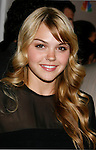 Actress Aimee Teegarden arrives at the NBC Universal 2008 Press Tour All-Star Party at The Beverly Hilton Hotel on July 20, 2008 in Beverly Hills, California.