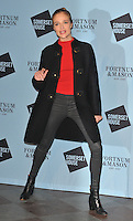 Florrie Arnold at the Skate at Somerset House with Fortnum &amp; Mason VIP launch party, Somerset House, The Strand, London, England, UK, on Wednesday 16 November 2016. <br /> CAP/CAN<br /> &copy;CAN/Capital Pictures /MediaPunch ***NORTH AND SOUTH AMERICAS ONLY***