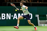 ABN AMRO World Tennis Tournament, 13 Februari, 2018, Tennis, Ahoy, Rotterdam, The Netherlands, Nicolas Mahut (FRA)<br /> <br /> Photo: www.tennisimages.com
