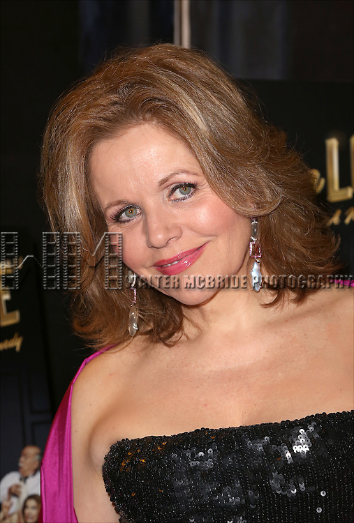 Renee Flemming attends the Broadway Opening Night Performance After Party for 'Living on Love' at Sardi's on April 20, 2015 in New York City.