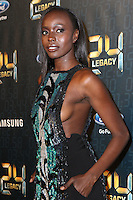 www.acepixs.com<br /> <br /> January 30 2017, New York City<br /> <br />  Actress Anna Diop arriving at the premiere of the TV series '24: Legacy' on January 30 2017 in New York City<br /> <br /> By Line: Nancy Rivera/ACE Pictures<br /> <br /> <br /> ACE Pictures Inc<br /> Tel: 6467670430<br /> Email: info@acepixs.com<br /> www.acepixs.com