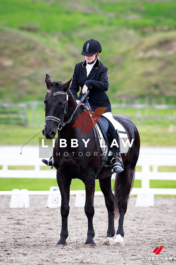 NZL-Chontelle Honour (TAMA PARK BRADMAN) 2016 NZL-SAMSUNG/GTL Networks NZ Pony and Young Rider Championships (Sunday 24 April) CREDIT: Libby Law COPYRIGHT: LIBBY LAW PHOTOGRAPHY