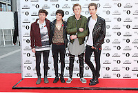 WWW.ACEPIXS.COM<br /> <br /> November 8 2015, London<br /> <br /> The Vamps arriving at the Radio 1 Teen Awards at Wembley Arena on November 8 2015 in London<br /> <br /> By Line: Famous/ACE Pictures<br /> <br /> <br /> ACE Pictures, Inc.<br /> tel: 646 769 0430<br /> Email: info@acepixs.com<br /> www.acepixs.com